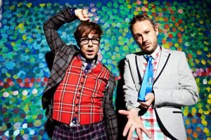 Basement Jaxx DJ Set