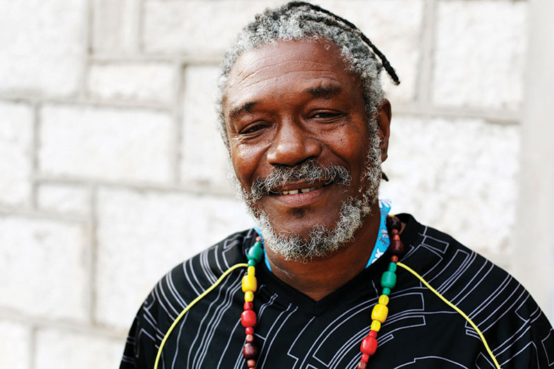 Horace Andy with Dub Asante Feat. Matic Horns & Tallis